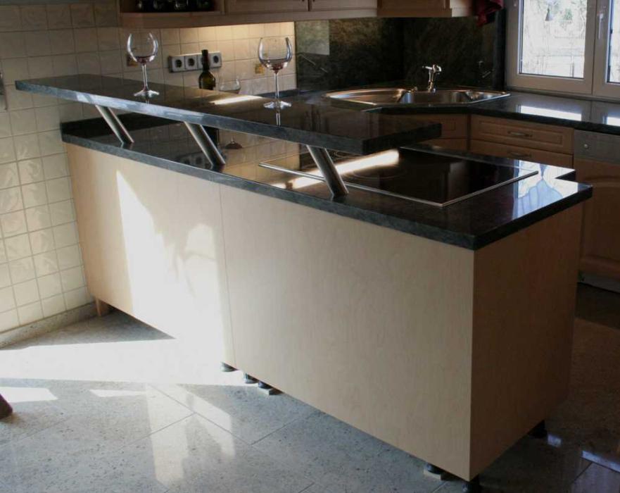 Beliebt Steinmetzwerkstatt - Küchenarbeitsplatten WX24